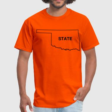 Oklahoma State - Men's T-Shirt
