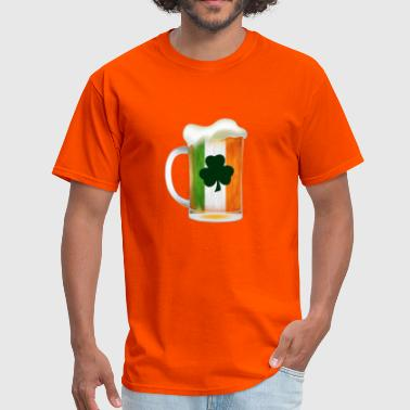 Irish Pint - Men's T-Shirt