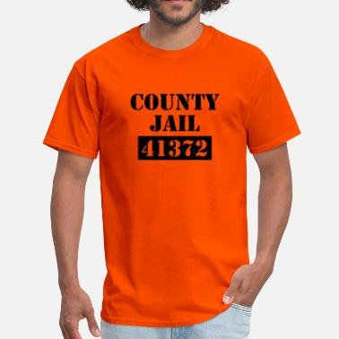 Jail County Jail - Men's T-Shirt