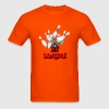 Bowling Team Pin Bangers - Men's T-Shirt