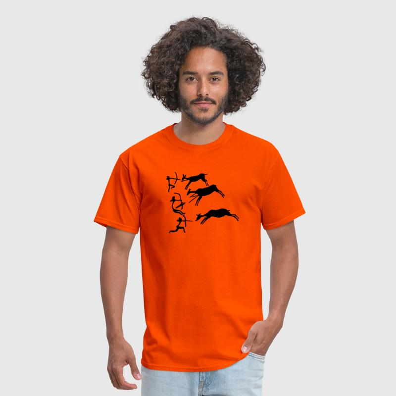 Lascaux Cave Painting - Men's T-Shirt