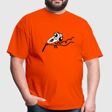 OMG RUN! - internet meme - Men's T-Shirt