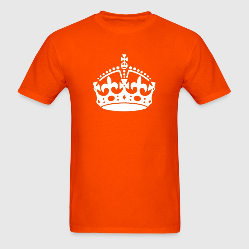 Keep Calm Crown By Pit Bit Spreadshirt