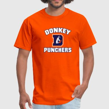 Lingerie Football League Donkey Punchers - Men's T-Shirt