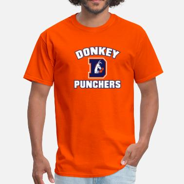 Donkeys Donkey Punchers - Men's T-Shirt