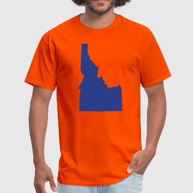 State of Idaho solid - Men's T-Shirt