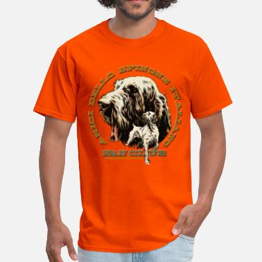 Sanguemiele Bird Dog spinone italiano fan club - Men's T-Shirt