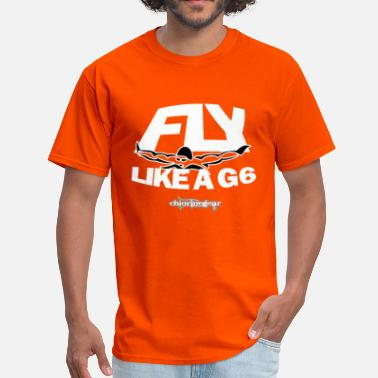 Chlorine Gear Fly Like a G-6 - Men's T-Shirt