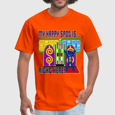 TV Game Show Apparel - TPIR (The Price Is...)Happy - Men's T-Shirt