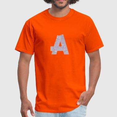 Duct 5 Letter A.2 - Men's T-Shirt