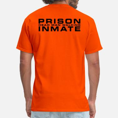 Jail Prison inmate - Men's T-Shirt
