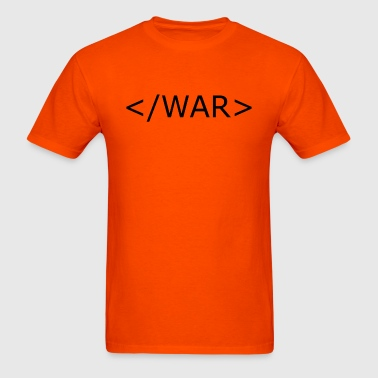 HTML End War - Men's T-Shirt