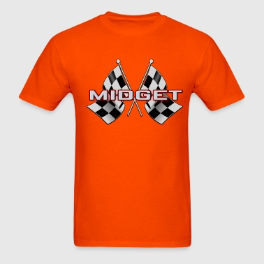 Midget Racing - Men's T-Shirt