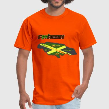 Jamaican Kids Speak Jamaican - Men's T-Shirt
