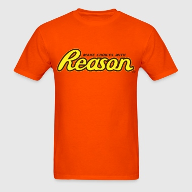 The Butter Choice is REASON by Tai's Tees - Men's T-Shirt