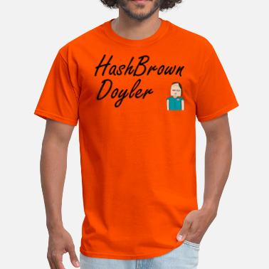 Hashbrown HashBrown Doyler Tee - Men's T-Shirt