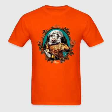 setter_and_woodcock - Men's T-Shirt