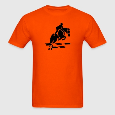 horseman - Men's T-Shirt