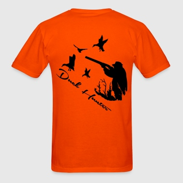 Duck Hunter4 - Men's T-Shirt