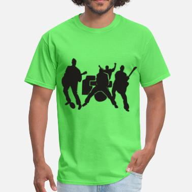 Rock Band Rock n Roll Band - Men's T-Shirt