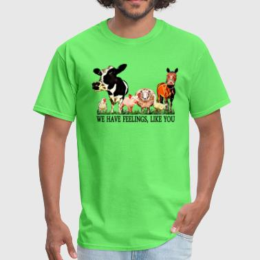 Loving Animals 2 - Men's T-Shirt