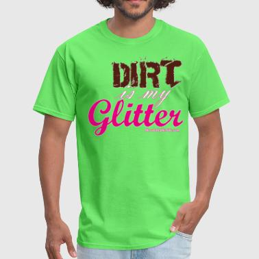 Dirtbike DirtGlitter - Men's T-Shirt