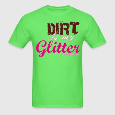 DirtGlitter - Men's T-Shirt