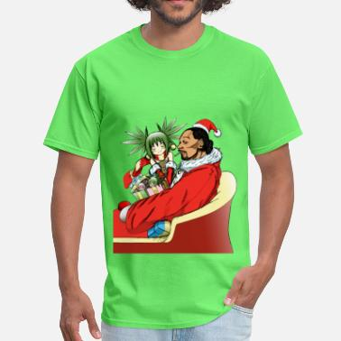 Chan A Very Weed Chan Christmas - Men's T-Shirt