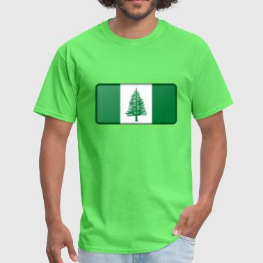 Norfolk Island Flag - Men's T-Shirt