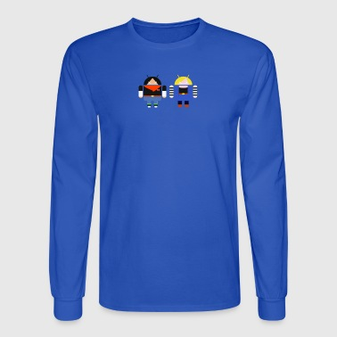 ANDROIDS - Men's Long Sleeve T-Shirt