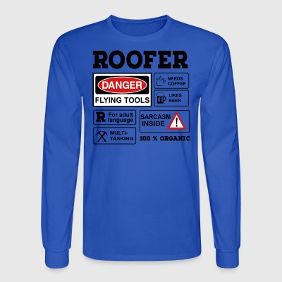roofer - Men's Long Sleeve T-Shirt