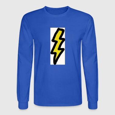 fab lightning - Men's Long Sleeve T-Shirt