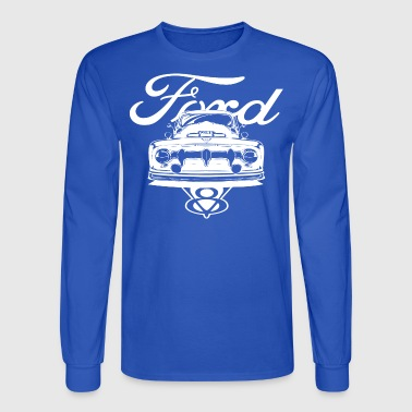 1952 Ford Pickup Shirt - Men's Long Sleeve T-Shirt