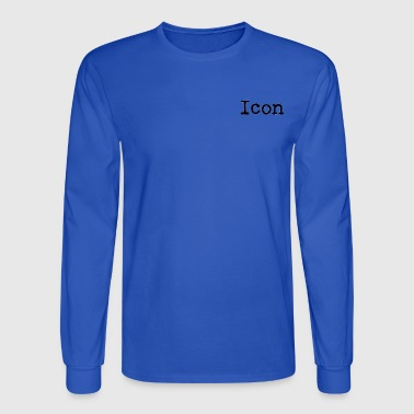 Icon - Men's Long Sleeve T-Shirt