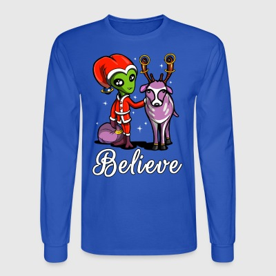 Believe - Men's Long Sleeve T-Shirt