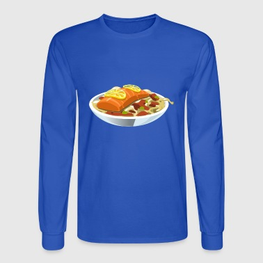 food - Men's Long Sleeve T-Shirt