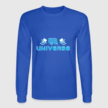 Mr Universe - Men's Long Sleeve T-Shirt