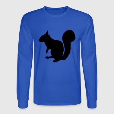 Animal Animals Furry Profile Rodent 2026657 - Men's Long Sleeve T-Shirt