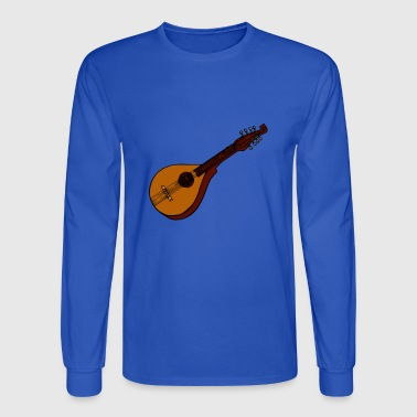 mandolin - Men's Long Sleeve T-Shirt
