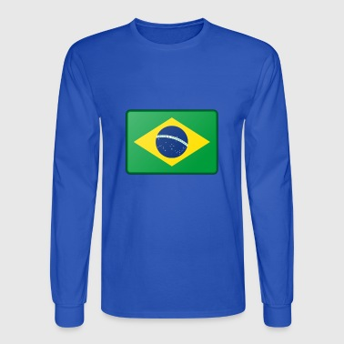 brazil - Men's Long Sleeve T-Shirt