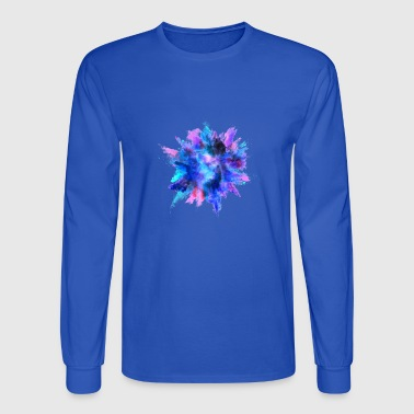 Color Bomb - Men's Long Sleeve T-Shirt