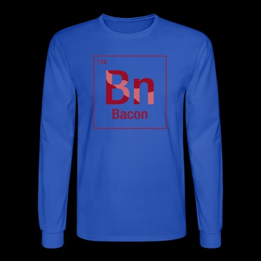 Bacon Element - Men's Long Sleeve T-Shirt
