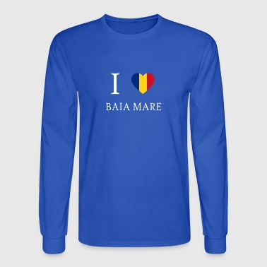 Love Romania BAIA MARE - Men's Long Sleeve T-Shirt