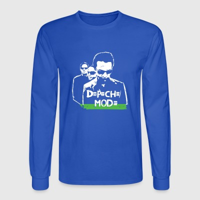 Depche Mode - Men's Long Sleeve T-Shirt