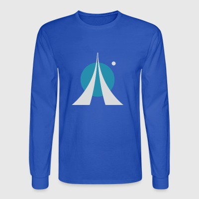 Apollo Program - Men's Long Sleeve T-Shirt