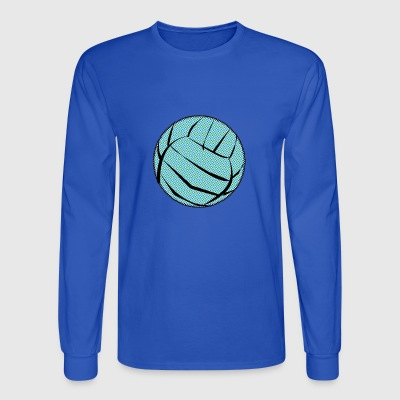 volleyball sports player spieler game waterball33 - Men's Long Sleeve T-Shirt