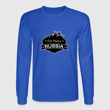 Saint Petersburg Russia - Men's Long Sleeve T-Shirt