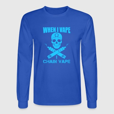 Vape - Men's Long Sleeve T-Shirt