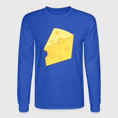 cheese - Men's Long Sleeve T-Shirt