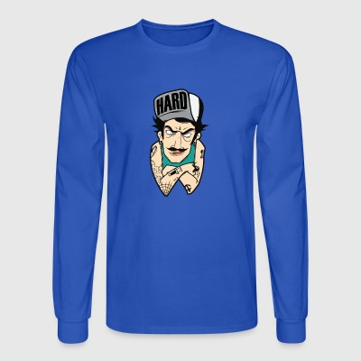 HARD FUNK - Men's Long Sleeve T-Shirt